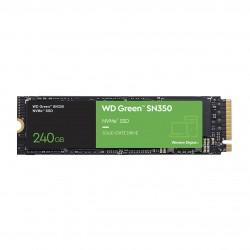 Western Digital - Green SN350 M2 240 GB PCI Express 30 NVMe