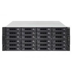 QNAP - TS-2483XU-RP NAS Bastidor 4U Ethernet Negro E-2136