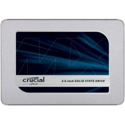 Crucial - MX500 25 4000 GB Serial ATA III 3D NAND
