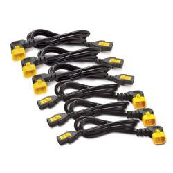 APC - AP8704R-WW cable de transmisin Negro 12 m C13 acoplador C14 acoplador