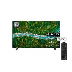 LG - 50UP77006LB Televisor 127 cm 50 4K Ultra HD Smart TV Wifi Negro