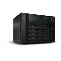 Asustor - AS6510T NAS Torre Ethernet Negro C3538