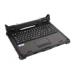 Getac - GDKBB5 teclado para mvil Negro QWERTZ Alemn