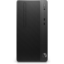 HP - 290 G4 DDR4-SDRAM i5-10500 Micro Torre Intel Core i5 de 10ma Generacin 8 GB 512 GB SSD Windows 10 Pro PC Negro