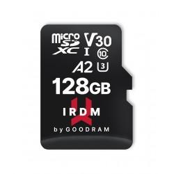 Goodram - MICROCARD IRDM M2AA A2 memoria flash 128 GB MicroSDHC UHS-I