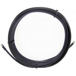 Cisco - CAB-L400-20-TNC-N cable coaxial LMR-400 6 m Negro
