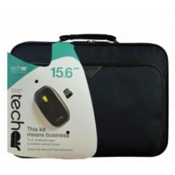 Tech air - TABX415R maletines para porttil 396 cm 156 Maletn Negro