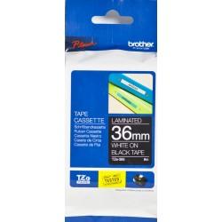 Brother - TZE-365 cinta para impresora de etiquetas