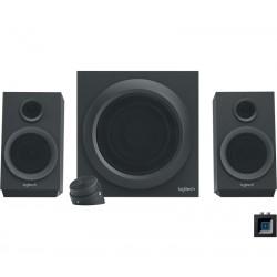 Logitech - Z333 conjunto de altavoces 21 canales 40 W Negro