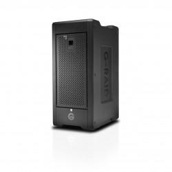 SanDisk - G-RAID SHUTTLE 8 unidad de disco multiple 144 TB Escritorio Negro