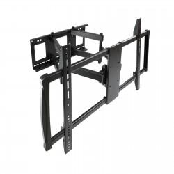 TooQ - LP75100TN-B soporte de pared para pantalla plana 1524 cm 60 Negro