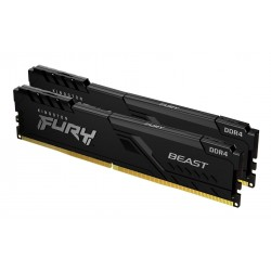 Kingston Technology - FURY Beast mdulo de memoria 16 GB 2 x 8 GB DDR4 3000 MHz