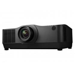 NEC - PA804UL videoproyector Proyector instalado en techo / pared 8200 lmenes ANSI 3LCD WUXGA 1920x1200 3D Negro