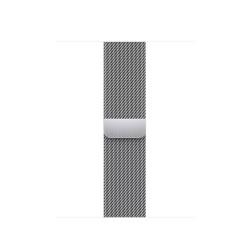 Apple - ML753ZM/A accesorio de smartwatch Grupo de rock Plata Acero inoxidable