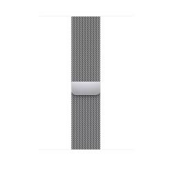 Apple - ML783ZM/A accesorio de smartwatch Grupo de rock Plata Acero inoxidable