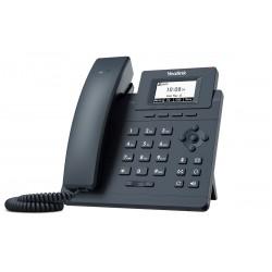Yealink - SIP-T30P telfono IP Negro LCD