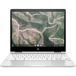 HP - Chromebook x360 12b-ca0001ns 305 cm 12 Pantalla tctil HD Intel Celeron 4 GB LPDDR4-SDRAM 64 GB eMMC Wi-Fi 5 80211