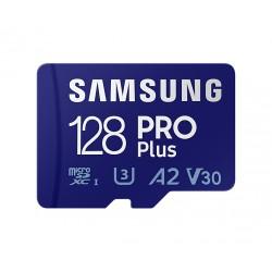 Samsung - PRO Plus memoria flash 128 GB MicroSDXC UHS-I Clase 10