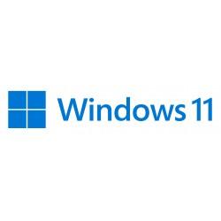 Microsoft - Windows 11 Pro 1 licencias - FQC-10552