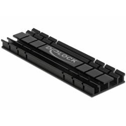 DeLOCK - 18285 hardware accesorio de refrigeracin Negro