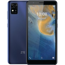 ZTE - Blade A31 138 cm 545 Ranura hbrida Dual SIM 4G MicroUSB 2 GB 32 GB 3000 mAh Azul