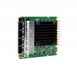 Hewlett Packard Enterprise - Ethernet 1Gb 4-port BASE-T I350-T4 OCP3 Interno 1000 Mbit/s