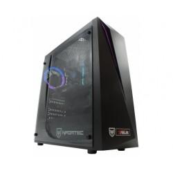 Zone Evil - Silver76 DDR4-SDRAM i5-11400F Torre Intel Core i5 de 11ma Generacin 16 GB 1500 GB HDDSSD Windows 10 Home PC Negr