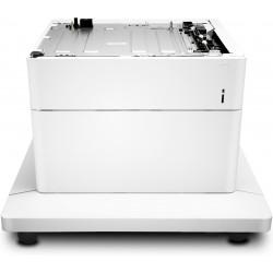 HP - Bandeja de papel de 550 hojas con soporte LaserJet a color