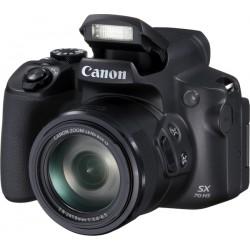 Canon - PowerShot SX70 HS 1/23 Cmara puente 203 MP CMOS 5184 x 3888 Pixeles Negro
