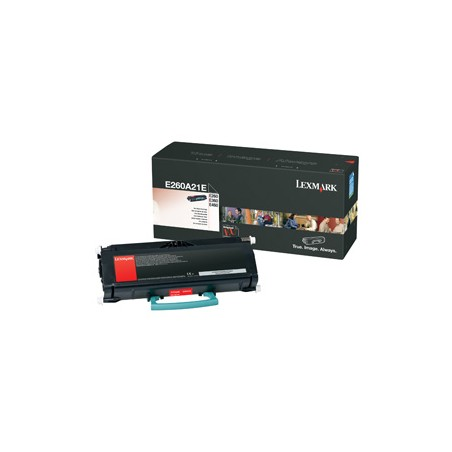 Lexmark - E260 E360 E460 Toner Cartridge Original