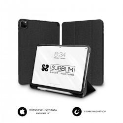 SUBBLIM - Funda Tablet Shock Case iPad Pro 11 2021/20/18 Negro