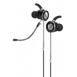 HP - DHE-7004 Almbrico Auriculares Dentro de odo Calls/Music Negro