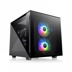 Thermaltake - Divider 200 TG Micro Torre Negro