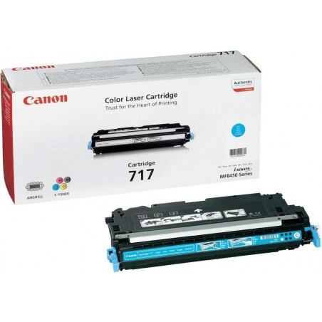 Canon - 717 Original Cian 1 piezas