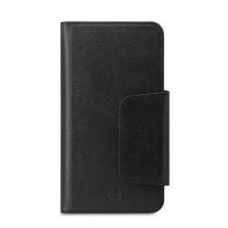 Celly - Duomo XXL funda para telfono mvil 165 cm 65 Libro Negro