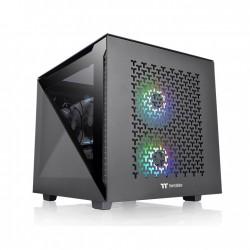Thermaltake - Divider 200 TG Air Micro Micro Torre Negro