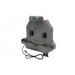 Gamber-Johnson - 7160-1576-02 soporte Soporte pasivo Tablet/UMPC Gris