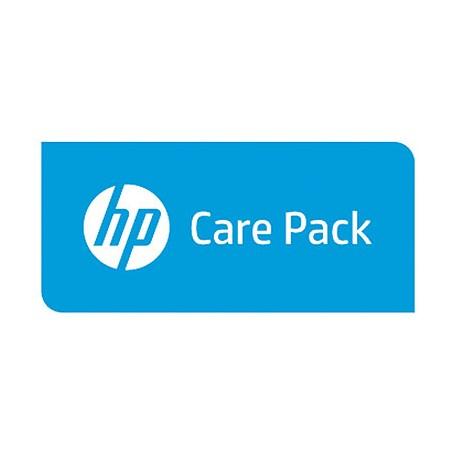 Hewlett Packard Enterprise - Servicio HP para CPU Thin Client 4 aos intercambio sig dia lab