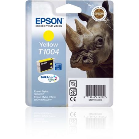 Epson - Rhino Cartucho T1004 amarillo