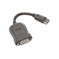 Lenovo - 45J7915 adaptador de cable DVI-D DisplayPort