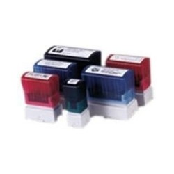 Brother - PR3030E Blue Stamp sello