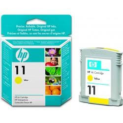 HP - 11 1 piezas Original Rendimiento estndar Amarillo - C4838A