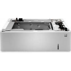 HP - LaserJet Bandeja de soportes de 550 hojas Color