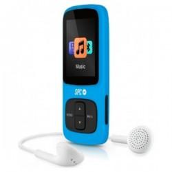 SPC - Pure Sound Bluetooth Reproductor MP3/MP4 Azul 8578A