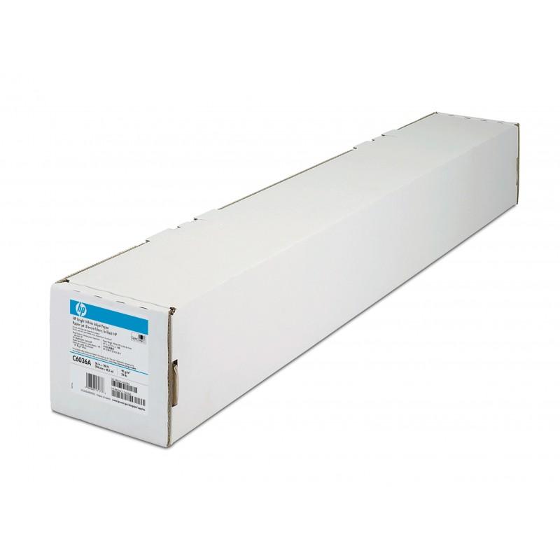 HP - C6036A papel para impresora de inyeccin de tinta Mate Blanco