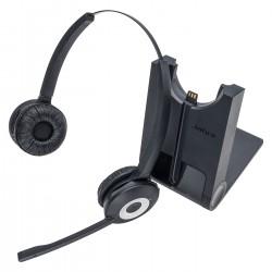 Jabra - Pro 920 Duo Auriculares Diadema Negro