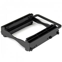 StarTechcom - Bracket de Montaje para 2 Unidades de DD/SSD de 25 en Baha de 35 - Sin herramientas