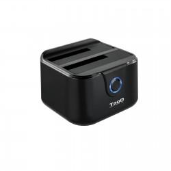 TooQ - DOCK STATION SATA 25/35 A USB 30 CLONE OTB NEGRO