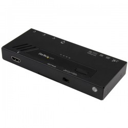 StarTechcom - VS421HD4KA interruptor de video HDMI