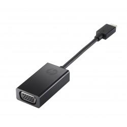 HP - Adaptador USB-C a VGA - N9K76AA